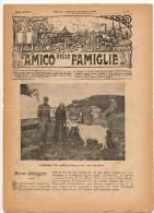 L´AMICO DELLE FAMIGLIE - STAMPA.UN OSPEDALETTO DA CAMPO 1916 - Libri, Riviste, Fumetti