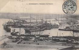 59 DUNKERQUE  PANORAMA DES BASSINS - Dunkerque