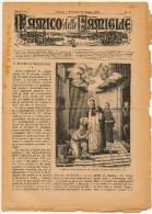 L´AMICO DELLE FAMIGLIE - INC. IL NUOVO BEATO FRANCESCO DE CAPILLAS PROTOMARTIRE DELLA CINA 1909 - Libri, Riviste, Fumetti