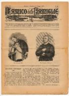L´AMICO DELLE FAMIGLIE - INC. SAN GIUSEPPE ORIOL & SAN CLEMENTE DI HOFBAUER 1909 - Libri, Riviste, Fumetti