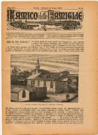 L´AMICO DELLE FAMIGLIE - INC.LA CHIESA BARACCA CHE FUNGE DA CATTEDRALE IN MESSINA 1909 - Libri, Riviste, Fumetti