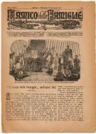 L´AMICO DELLE FAMIGLIE - INC. MISSIONE CATTOLICA DI DERNA UN GRUPPO DI PICCOLI SCHIAVI ARABI RISCATTATI 1911 - Libri, Riviste, Fumetti