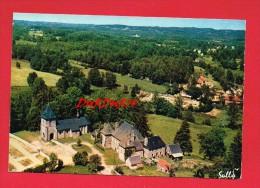 Corrèze - LIGINIAC - L'Église Et Le Château ... - Autres Communes