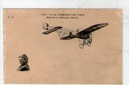 MOISAN SUR MONOPLAN BLERIOT - Aviateurs
