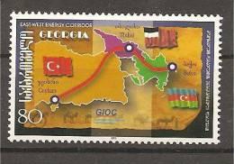 Georgia - Serie Completa Nuova: Corridoio Energetico Est/Ovest - Georgia