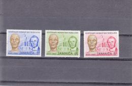 Jamaica Nº 251 Al 253 - Jamaica (1962-...)