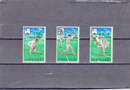 Jamaica Nº 276 Al 278 - Jamaica (1962-...)