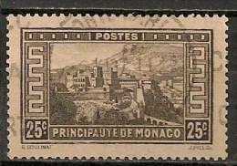 Timbres - Monaco - 1922-1924 - 25 C. -