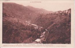CPA Thiers - Gorges De La Durolle - Dans Le Fond De La Vallée, Anciennes Papeteries (13610) - Thiers