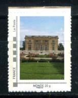 """Chateau De Versailles .  Adhésif Neuf ** . Collector """" LE CHATEAU DE VERSAILLES """"  Monde 2014 - France"""