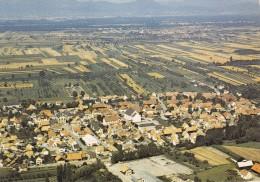 67  Bas Rhin Marckolsheim Vue Aérienne - France