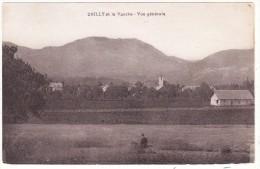 CHILLY  Et  Le  Vuache  -  Vue  Générale - Autres Communes