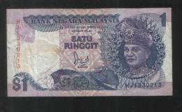 MALAYSIA 1 Dollar Ringgit - Malaysia
