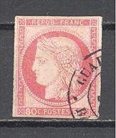 Colonies Générales: Yvert 21°; Oblitération Guadeloupe; Voir Scan - Cérès