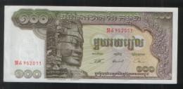 CAMBODIA 100 Riels - Cambodia
