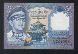 NEPAL 1rupee 1974 - Nepal