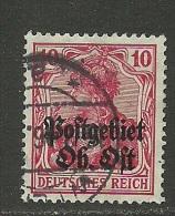 German Occupation Ober-Ost 1916 Michel 5 O - Occupation 1914-18