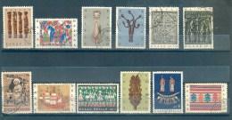 Greece, Yvert No 899/910 - Grèce