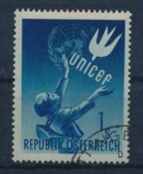 °Österreich Austria 1949 ANK 945 Mi 933 (1) UNICEF School Child Used - 1945-.... 2. Republik