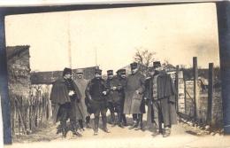 Photo Originale Toul Foug  Meurthe-et-Moselle  Meuse Saint-Mihiel Commercy à Situer 1915 - 1916 - Guerre, Militaire
