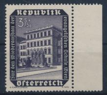**Österreich Austria 1953 ANK 1002 Mi 993 (1) Lutheran School MNH - 1945-60 Ungebraucht