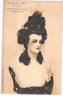 Exposition De La Coiffure, Anvers 1909 - ´Louis XIV´ - Phototypie G.Hermans, Voir Scans - Fashion