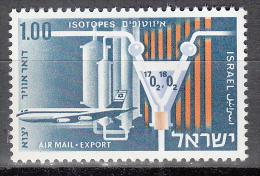 Israel    Scott No. C45   Mnh    Year  1968 - Ongebruikt (zonder Tabs)