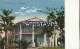 7138 PARAGUAY ASUNCION PARK PARQUE NACIONAL POSTAL POSTCARD - Paraguay