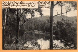 Devonport Tasmania 1906 Postcard - Hobart
