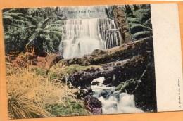 Silver Falls 1905 Postcard - Australie