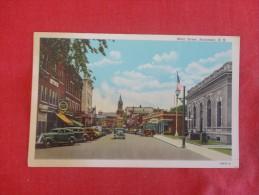 New Hampshire> Rochester  Main Street   -ref 1772 - Rochester