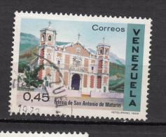 Vénézuela, église, Church, Cloche, Bell - Eglises Et Cathédrales