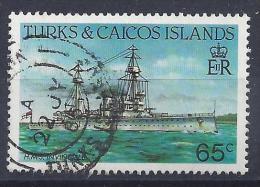 TURKS Et CAICOS - Yvert N° 641 - Oblitéré - Turks & Caicos (I. Turques Et Caïques)