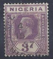 NIGERIA - Yvert N° 25 - Oblitéré - Nigeria (...-1960)