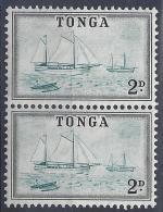 TONGA -  Yvert N° 102 En Paire - Neufs Sans Charnière - Tonga (...-1970)