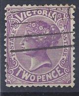 VICTORIA -  Yvert N° 77 - Oblitéré - Used Stamps