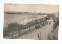 Cp , Chemin De Fer , Train , 17 , ROYAN ,à Vol D´oiseau   , Collection Billaud , Vierge - Eisenbahnen
