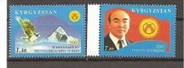 Kirghizistan - Serie Completa Nuova: Y&T N° 177 K/l - 2001 - - Kirghizstan