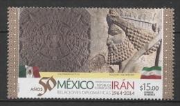 Mexico (2014) - Set -  /  Heritage - Archeology - Archeologie - Arqueologia - Archeologia