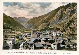 B-15-1297 :  VALLS D ANDORRA  NANDORRA LA BELLA - Andorra