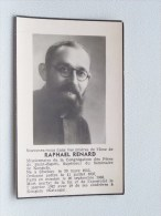 DP Raphael RENARD Missionnaire KONGOLO Né Stockay 20 Mar 1913 - 1 Jan 1962 Katanga ( Details Zie Foto´s ) ! - Religion & Esotericism