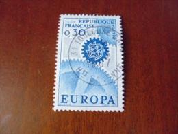 FRANCE TIMBRE OBLITERE YVERT N° 1522 - Francia