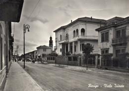 ROVIGO - VIALE TRIESTE -  VIAGGIATA - Rovigo