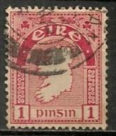 Timbres - Irlande - 1922-1924 - 1 P. - - 1922-37 Stato Libero D'Irlanda