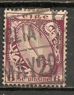 Timbres - Irlande - 1922-1924 - 6 P. - - 1922-37 Stato Libero D'Irlanda