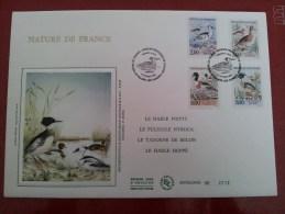 FDC France GF 32  N° 1742 - 06 02 1993 Protection De La Nature, Les Canards - FDC
