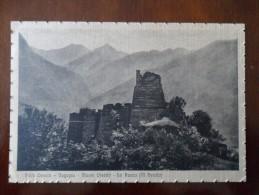 Valle Ossola - Vogogna - Monte Orsetto - La Rocca (VI Secolo) - Verbania