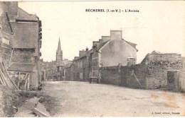 Bécherel (I. Et V.) - L'Arrivée - Bécherel