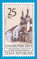 CZ 2015-844 CHOMOTOV FILA, CZECH REPUBLIK, 1 X 1v, MNH - Ongebruikt