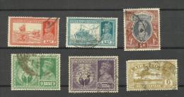 Inde Anglaise N°147, 152, 155, 174, 175 Et Poste Aérienne N°4 Cote 3.90 Euros - Other